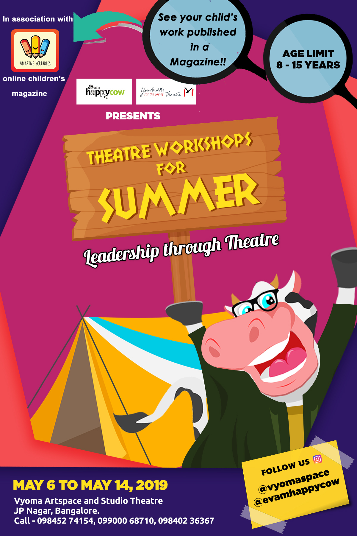 Leadership through theatre
