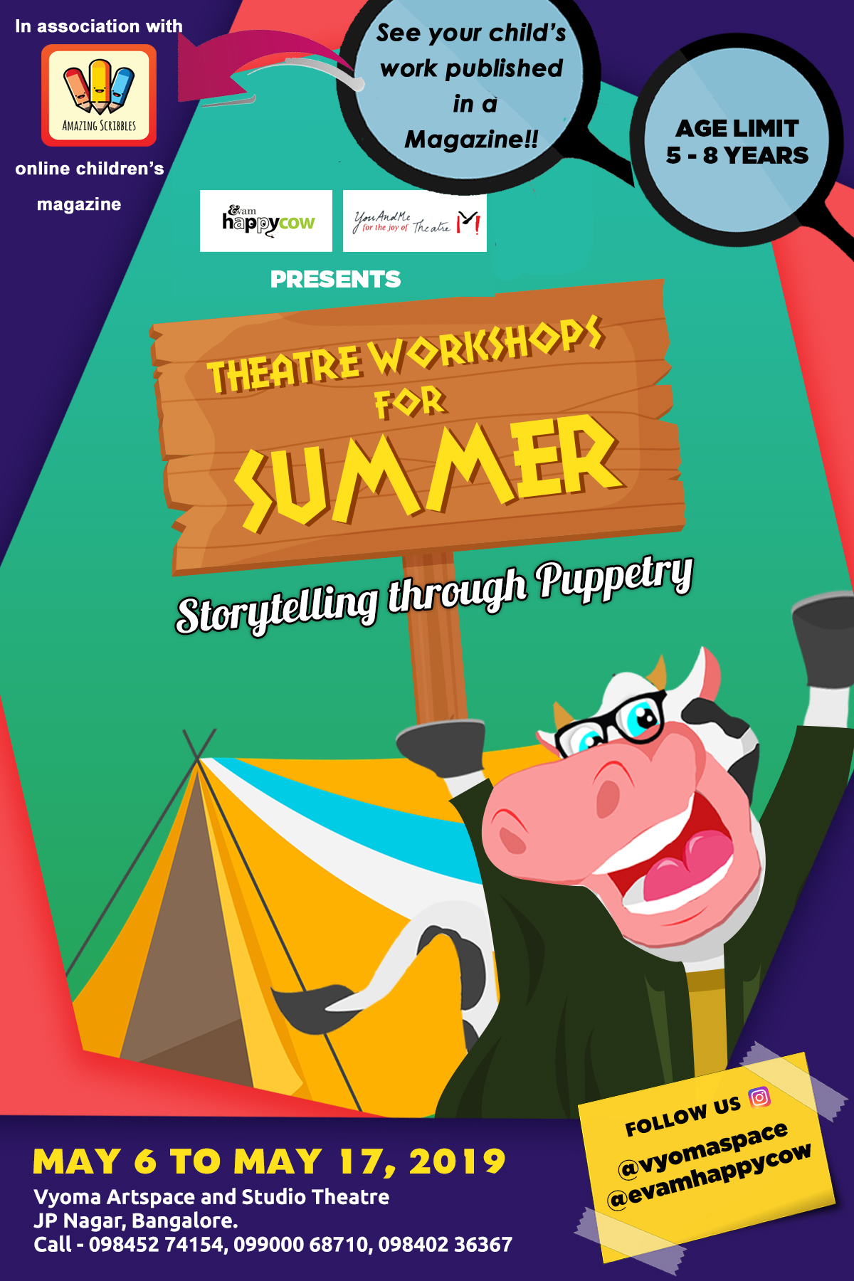 Storytelling with Puppetry