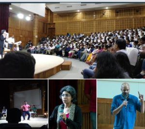 Sales Theatre at IIMB